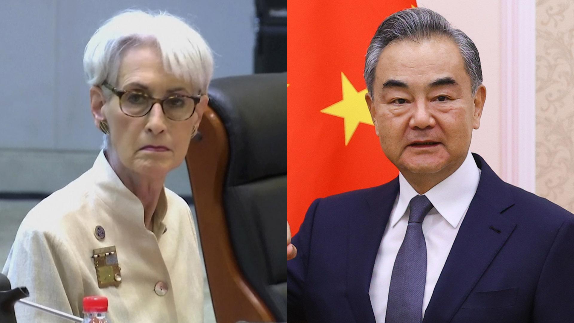 中 '레드라인'에도 美 '인권' 압박…미중, 다시 '으르렁'