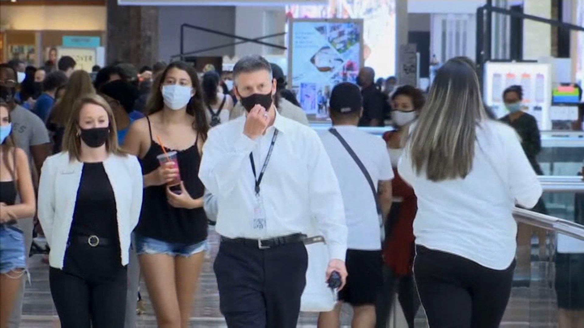 美 CDC, 백신 접종자도 실내서 마스크 착용 다시 권고