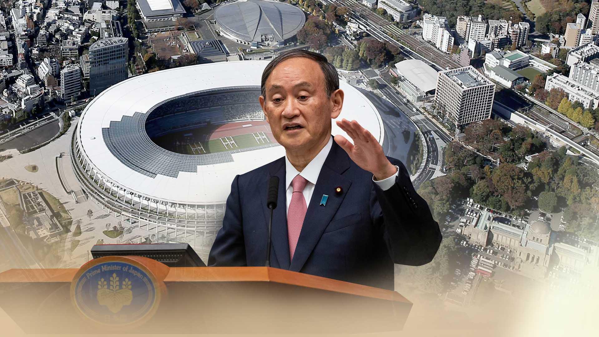 日 코로나 확진 폭증…스가, '올림픽 중도취소 가능성' 부정