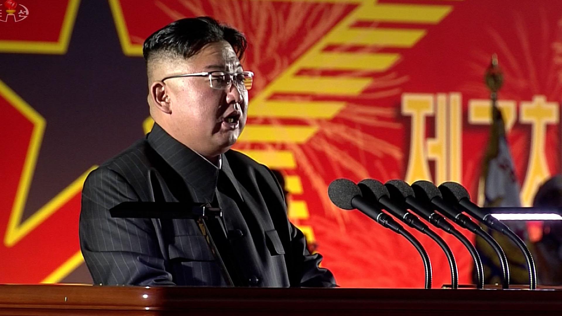 """남북채널 복원한 김정은 """"장기봉쇄는 전쟁같은 시련"""""""