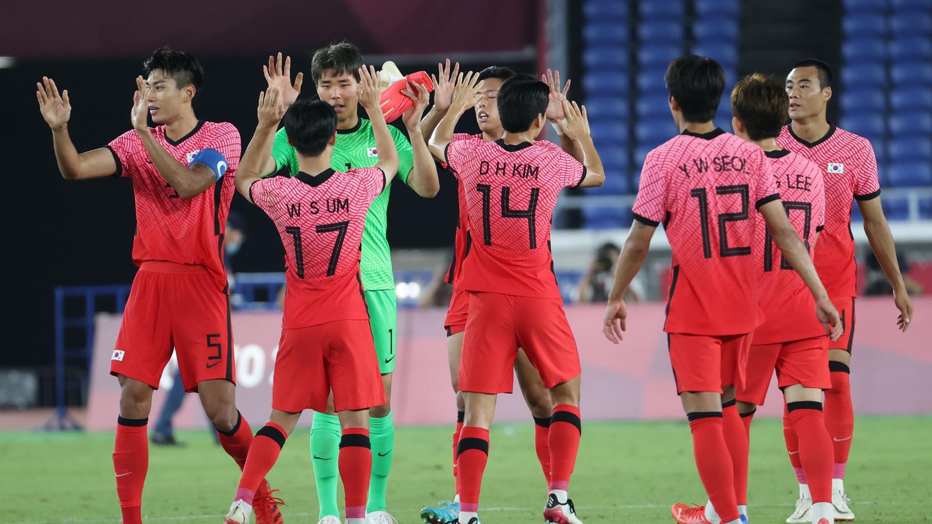 한국 축구, 온두라스에 6-0 완승…조1위로 8강 진출