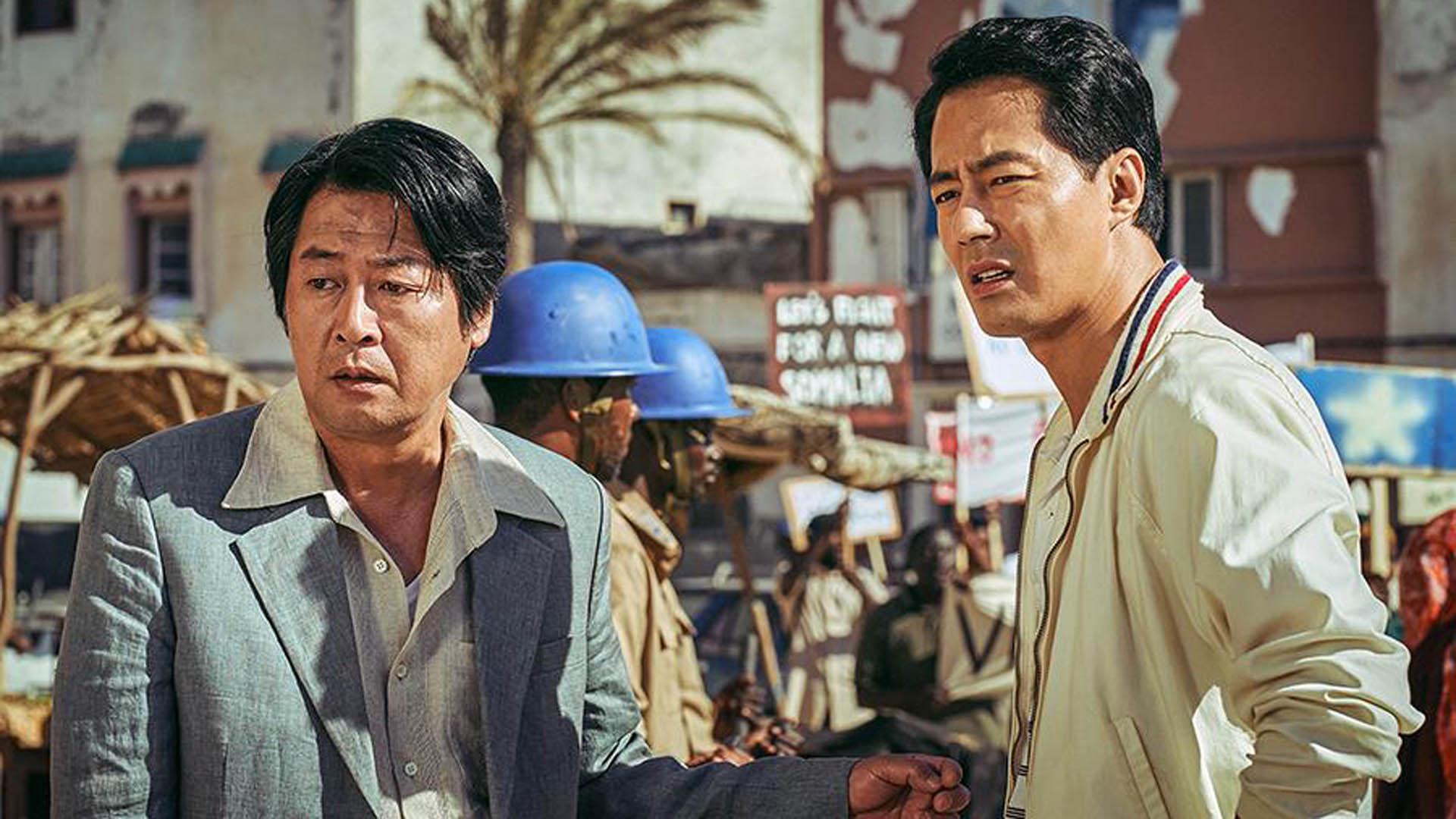 '모가디슈', 올해 한국영화 최고 흥행작