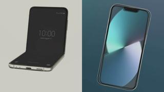 '폴더블' 삼성 vs 아이폰13…정면승부 나선다
