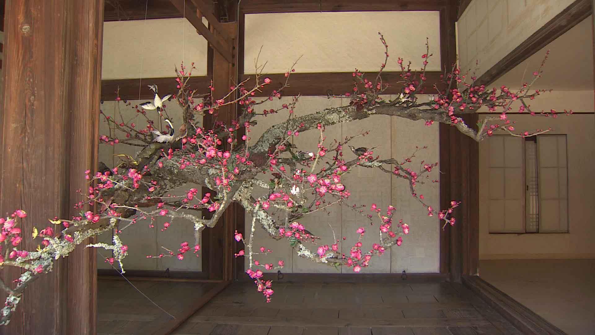 고종이 사랑한 꽃장식…추석 연휴 전시