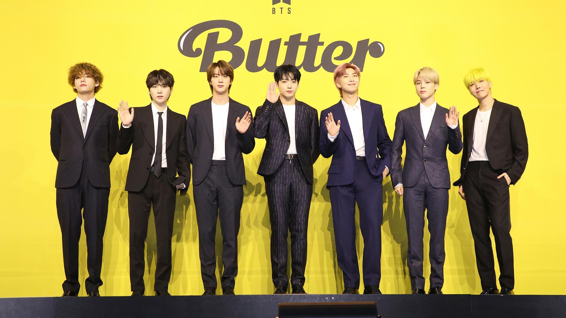 BTS '버터' 장기 흥행…빌보드 싱글 14위