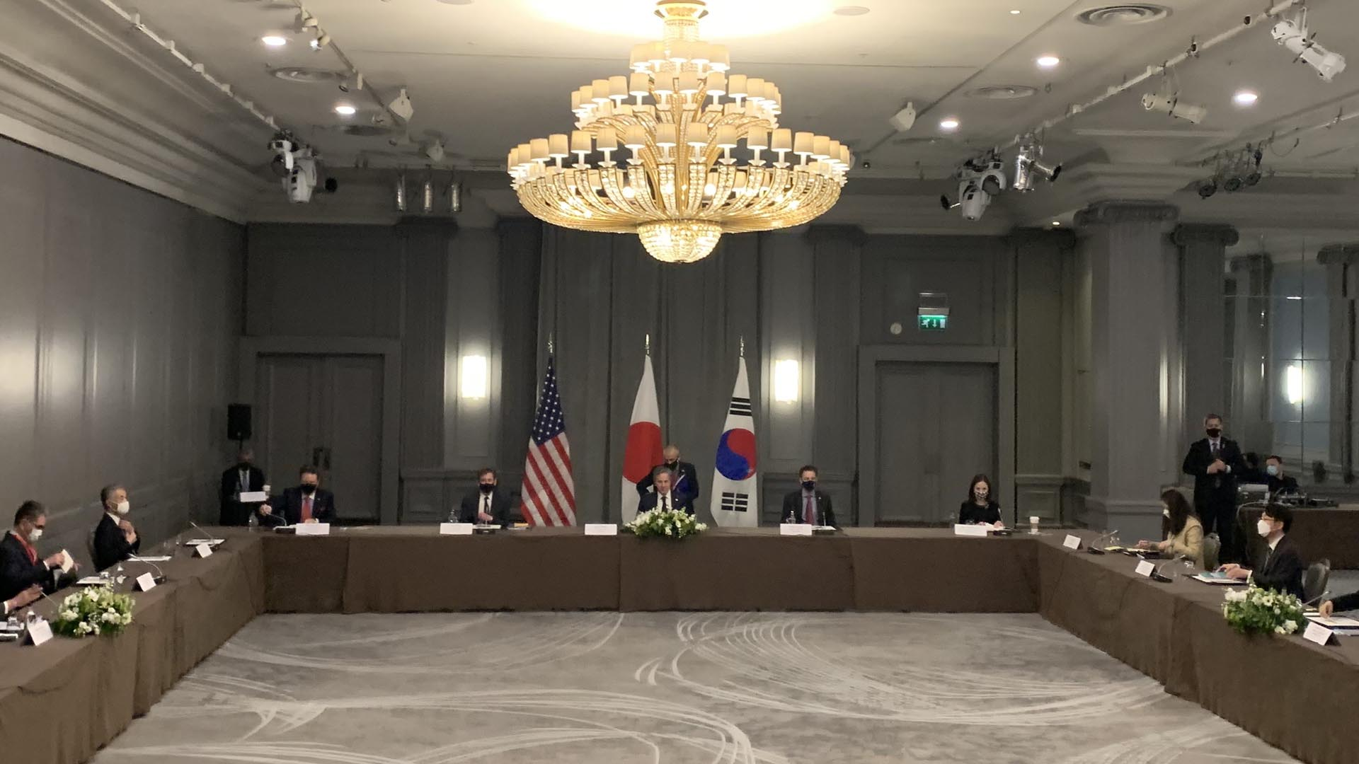 한미일 외교장관, 유엔총회 중 뉴욕서 3자 회담