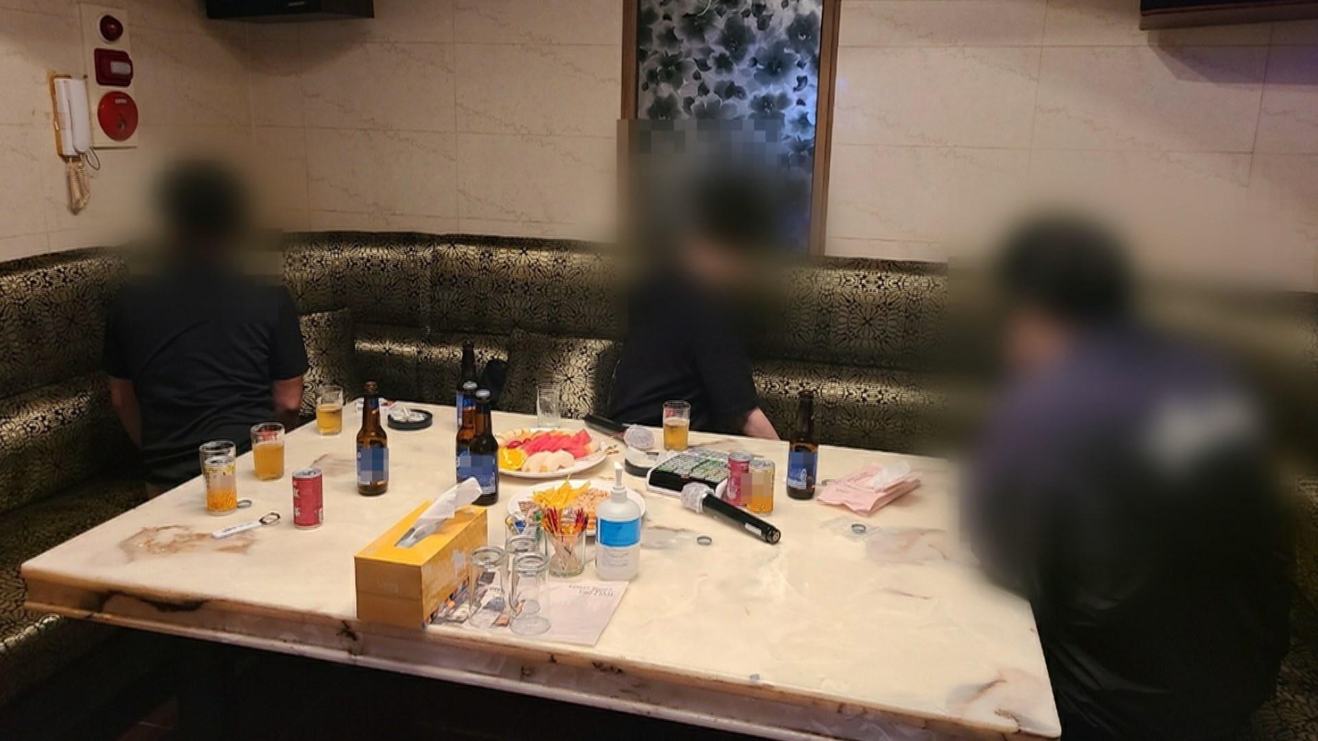 연휴에도 유흥업소 줄줄이 적발…5대 범죄는 감소