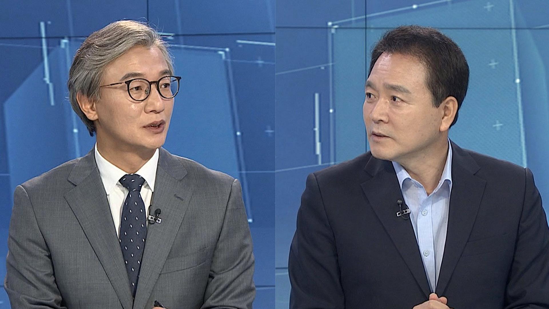 [여의도펀치] 민주당 전재수·국민의힘 성일종 한판 토론