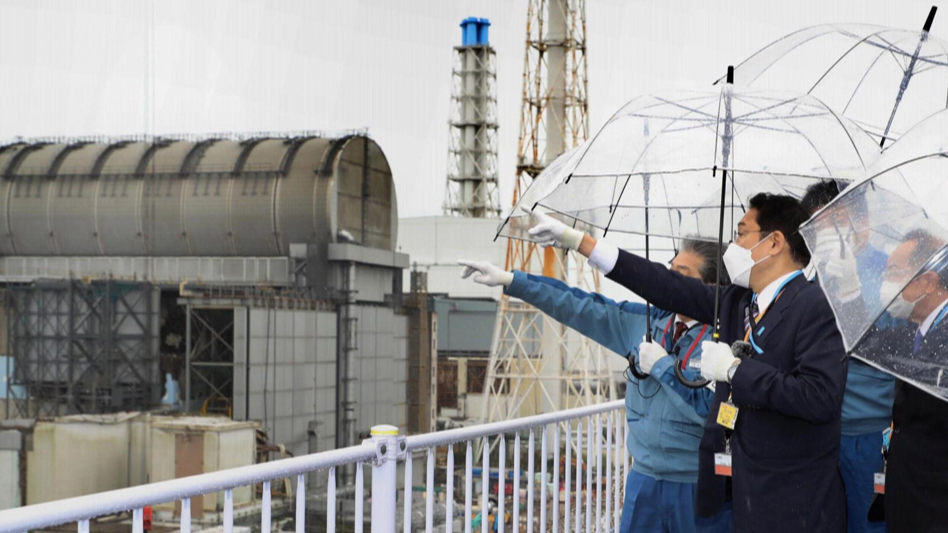 <em class='find'>기시다</em> 일본 총리, 후쿠시마 오염수 방류 방침 확인