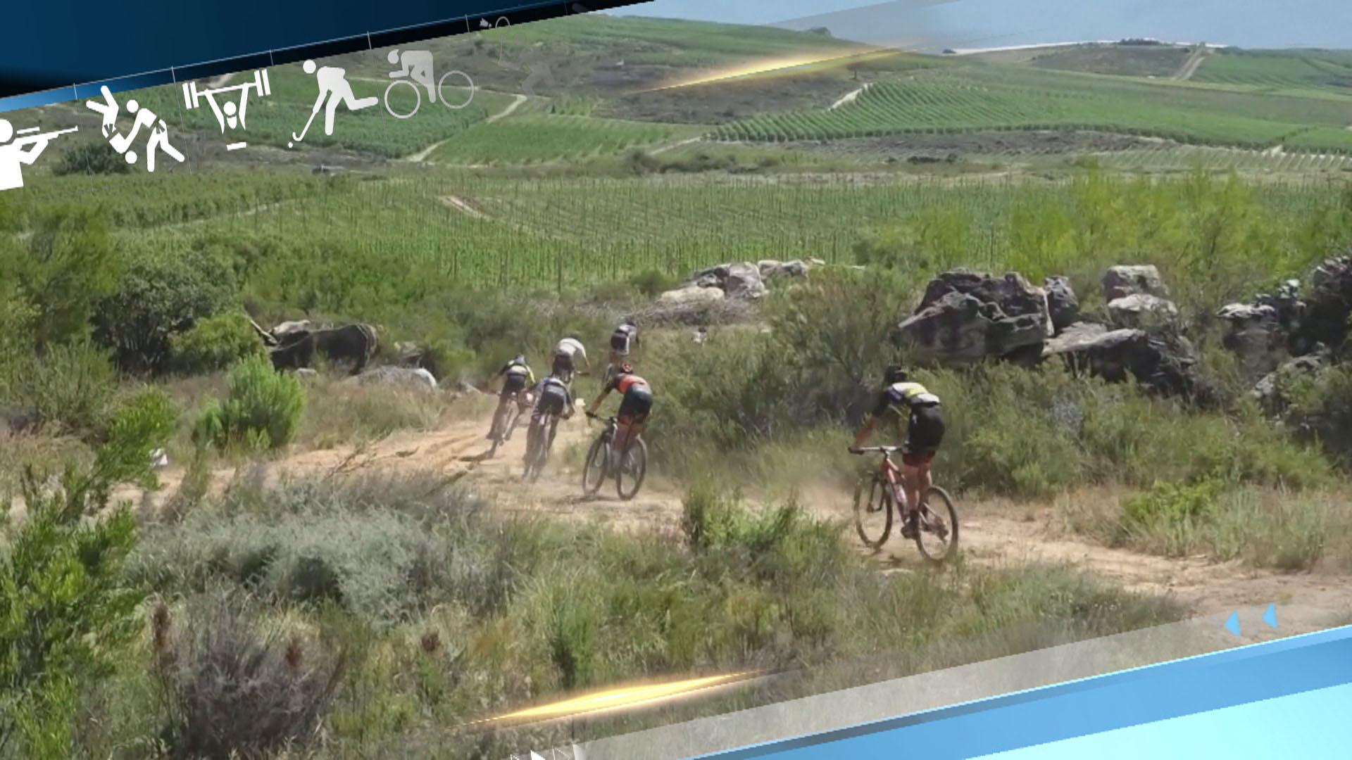 [스포츠영상] 산악자전거 마라톤 '케이프 에픽' 남아공서 열려