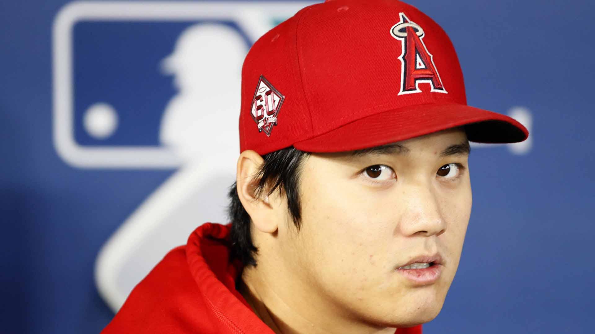 BA, MLB 올해의 선수에 오타니 선정