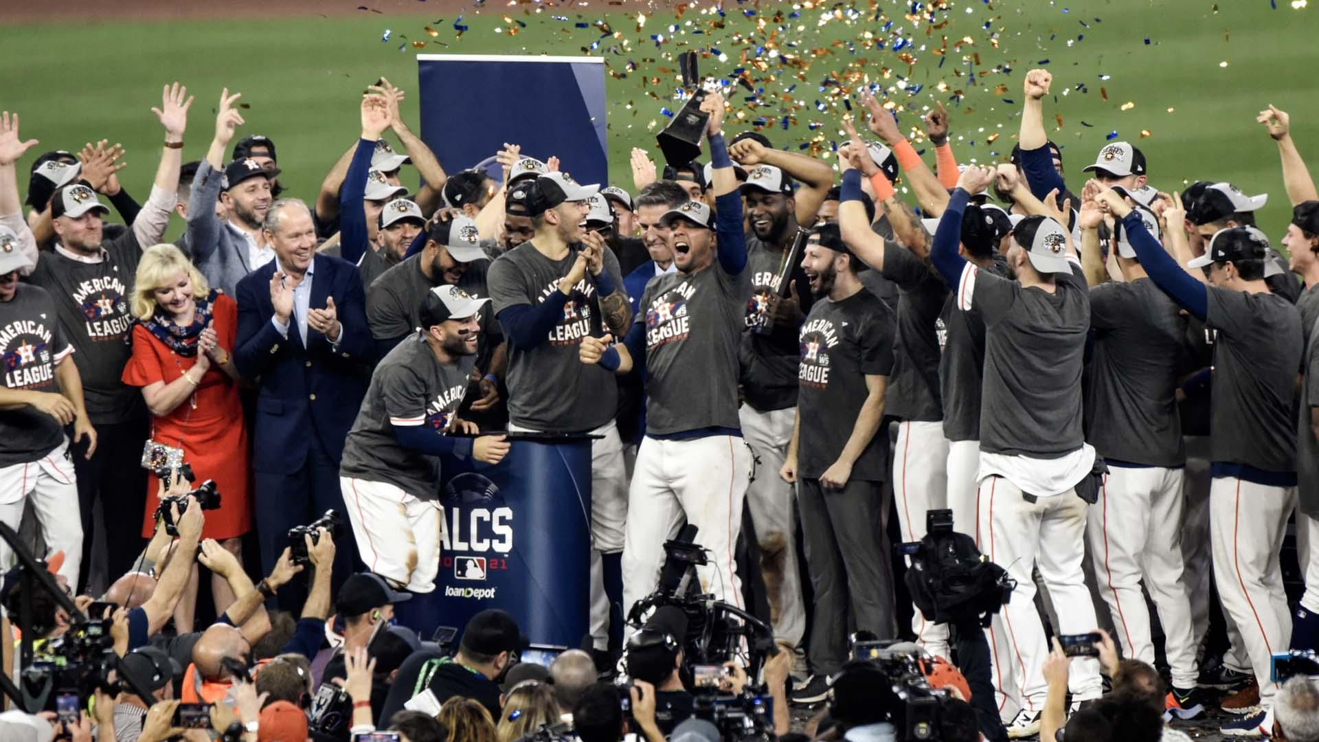 MLB 휴스턴, 보스턴 꺾고 월드시리즈 진출