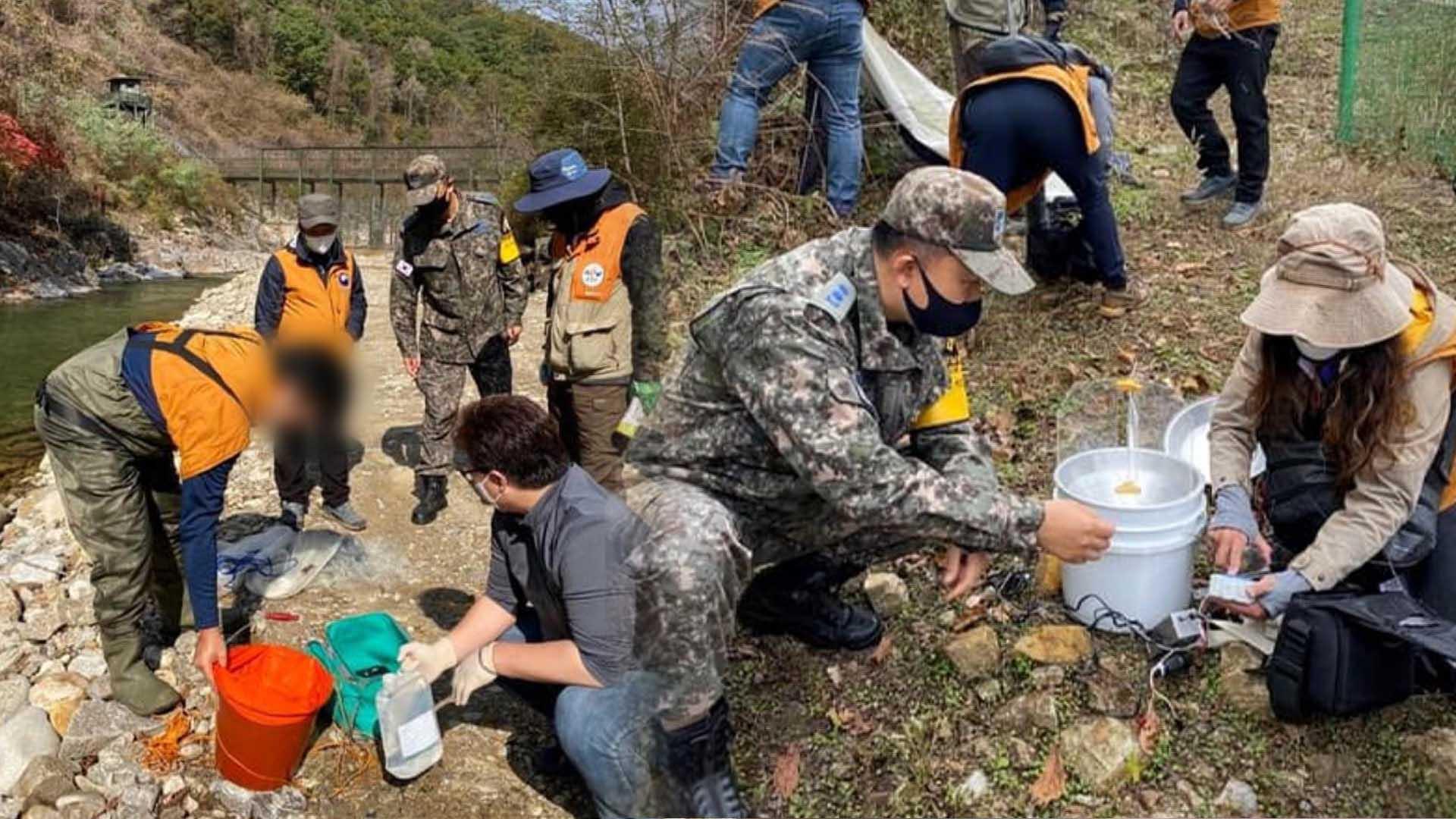 유엔사, 코로나로 중단됐던 DMZ 현장조사 지원 재개