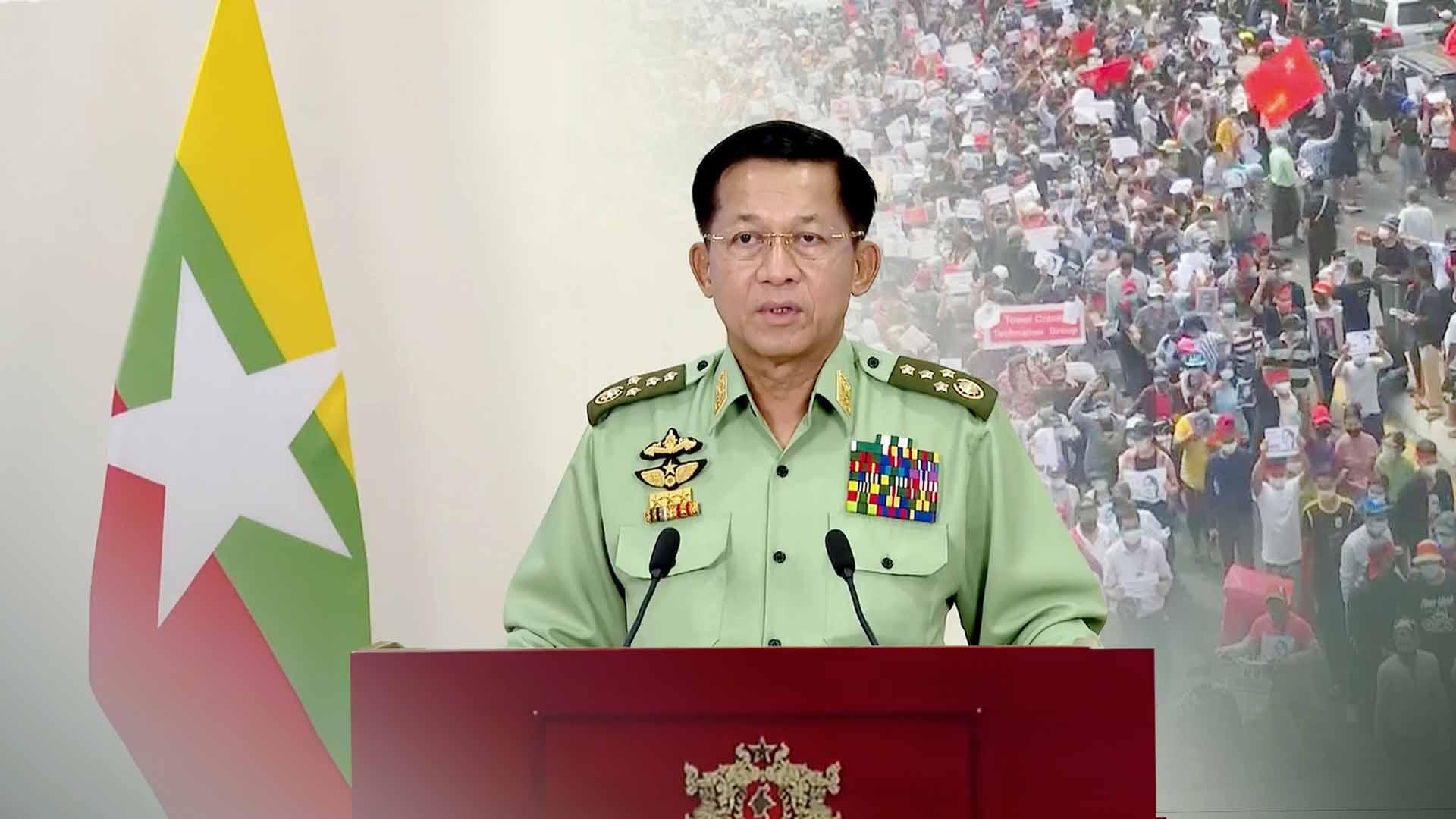 미얀마 군정은 국제사회 왕따?…아세안도 등 돌려