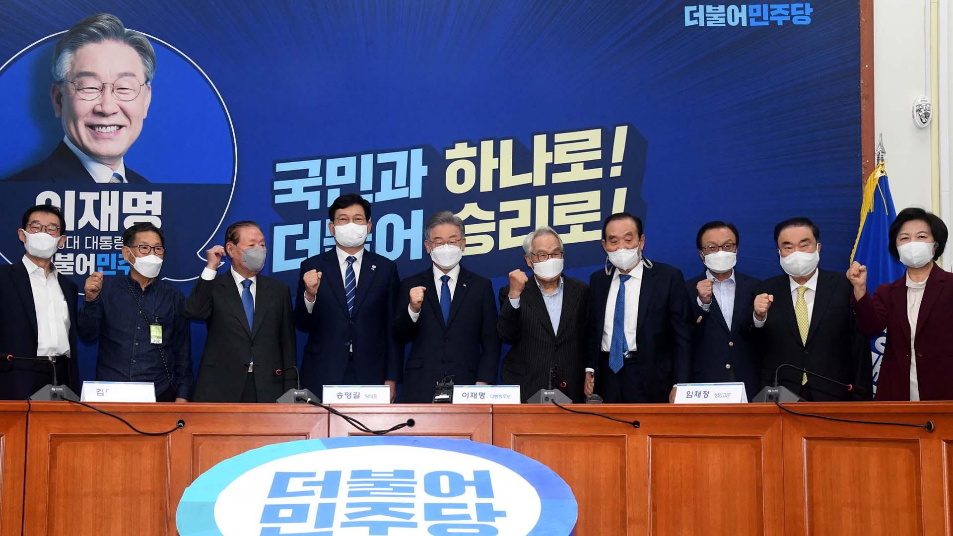 """민주, 용광로 선대위 속도…""""11월 5일 전 띄운다"""""""