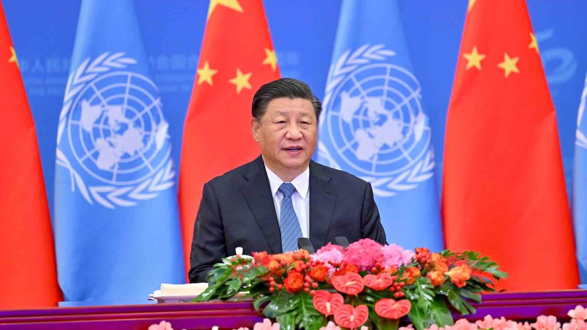 중국, 유엔 가입 50년…'하나의 중국' 원칙 거듭 천명