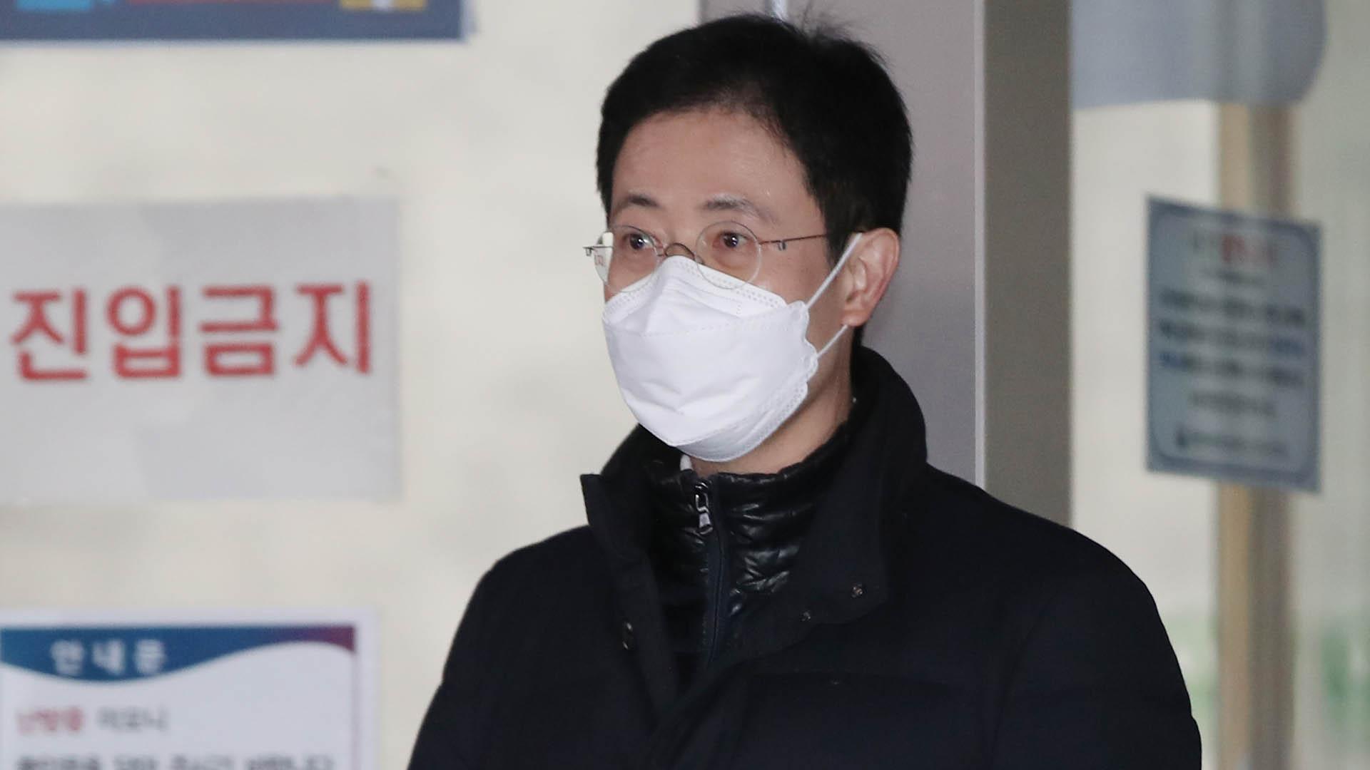 """손준성 """"공수처, 출석 의사에도 대선경선 운운하며 겁박"""""""