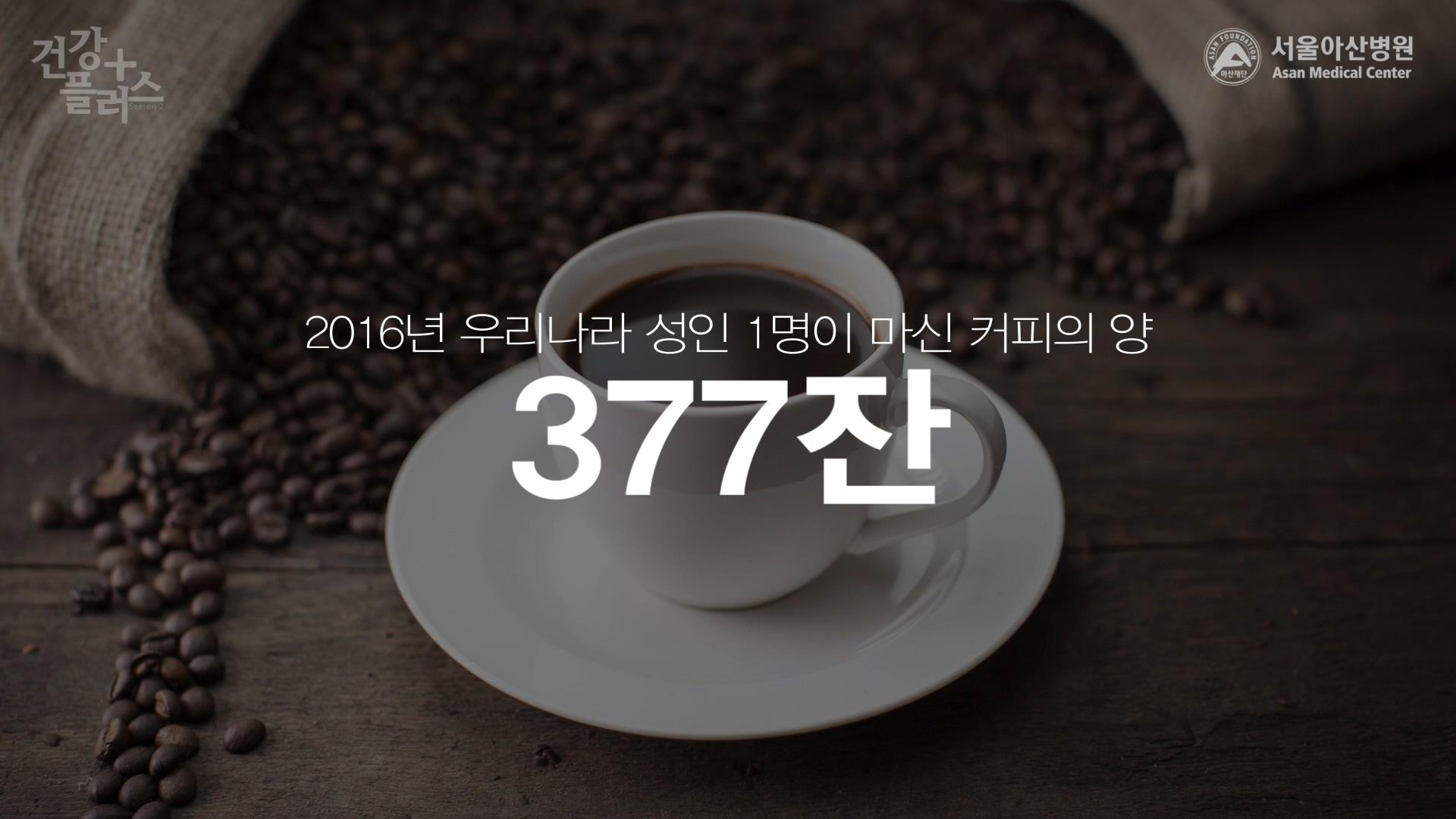 [건강+] 카페인 바로 알고 섭취하기