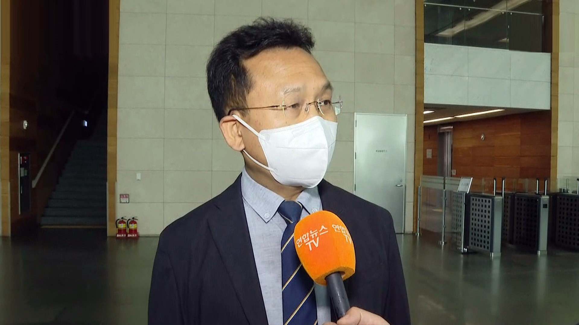 [출근길 인터뷰] 청와대, 남북공동조사 요청…수용 가능성은?