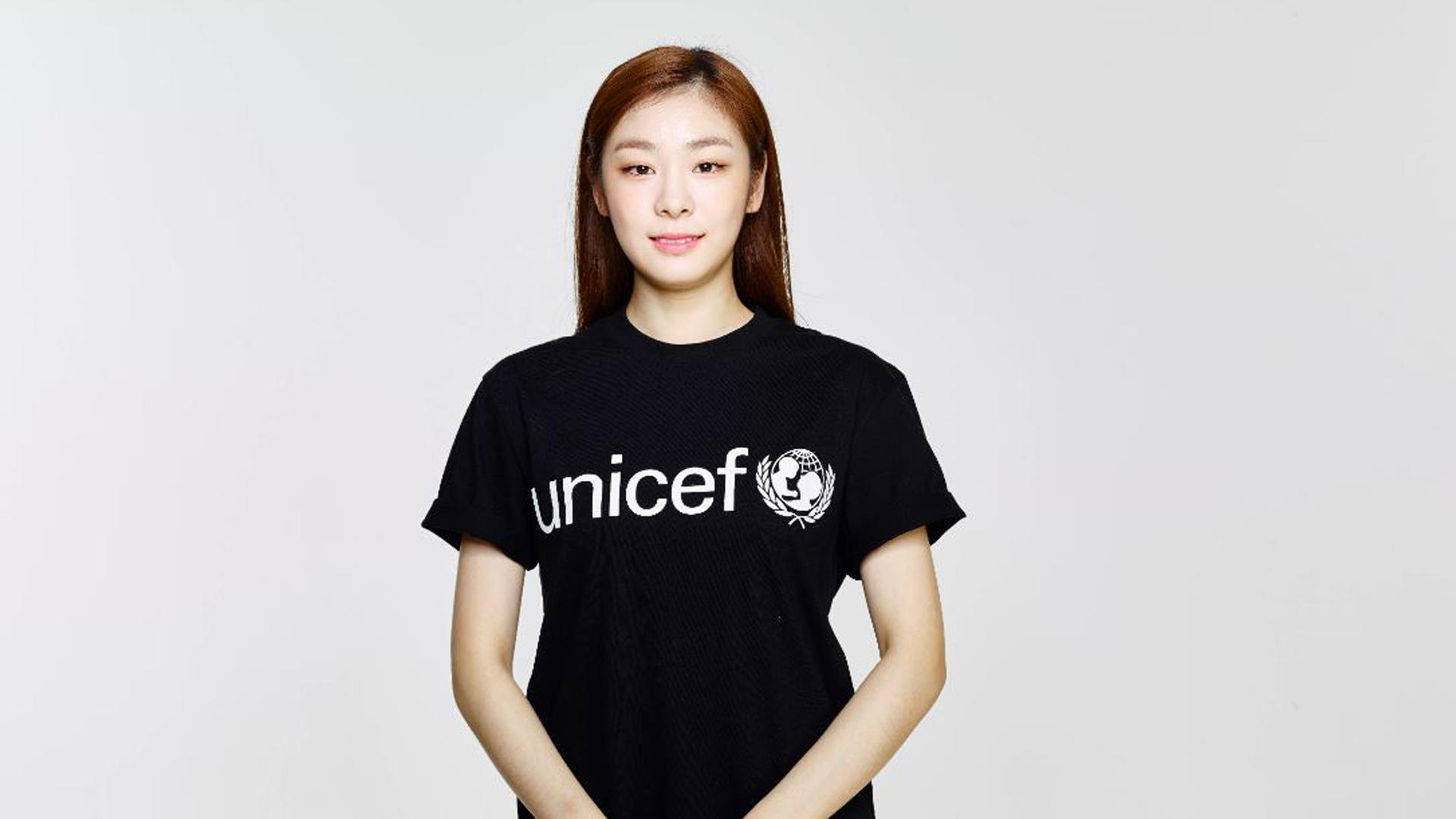 [SNS핫피플] 김연아, 유니세프에 코로나19 백신지원 10만 달러 기부 外