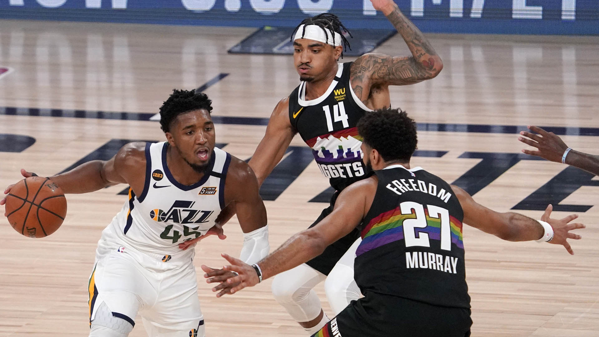 [해외스포츠] NBA 덴버, 플레이오프 2라운드로…요키치 30점 外