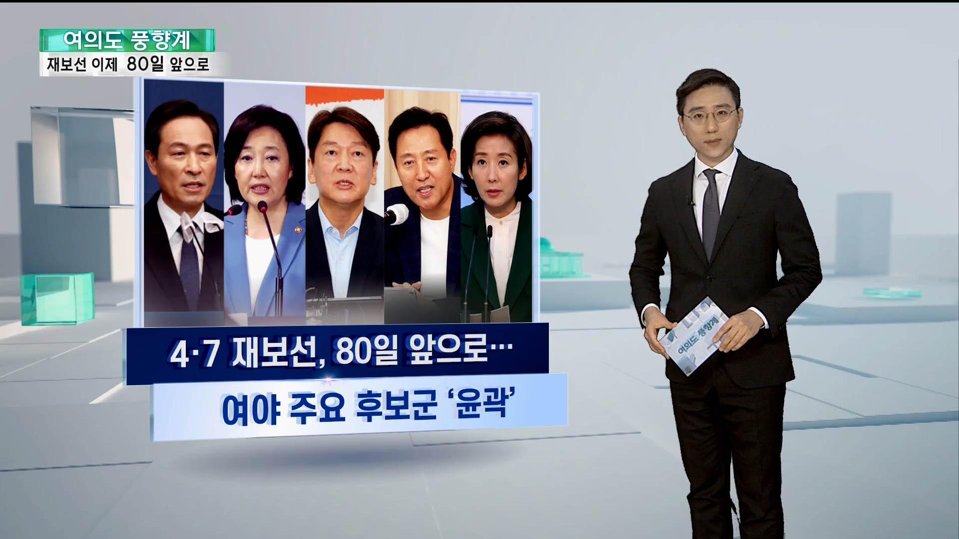 서울시장 '거물급의 리턴매치'…단일화는 양날의 검?